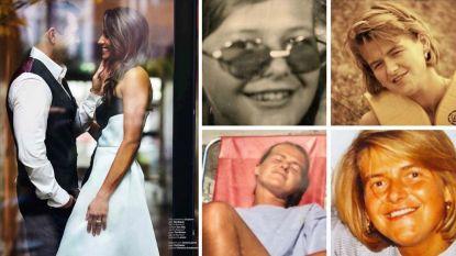 SHOWBIZZ-SNACKS: Dan Karaty viert huwelijksverjaardag, Kate Ryan herdenkt overleden mama