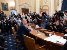Impeachment-zitting: ambassadeur volgde 'orders' van Trump over Oekraïne, verklaart hij