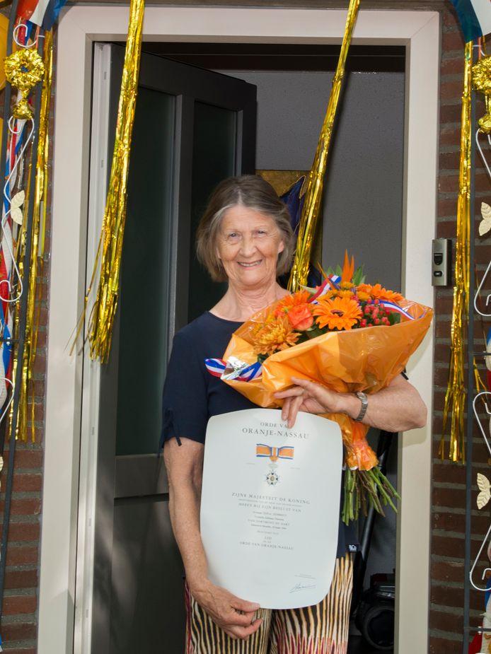 Corrie van Dortmont-de Hart.