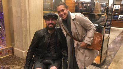 """""""Ik zal weer stappen"""": papa die verlamd raakte bij bomaanslag in Manchester heeft opnieuw gevoel in benen na alternatieve therapie"""