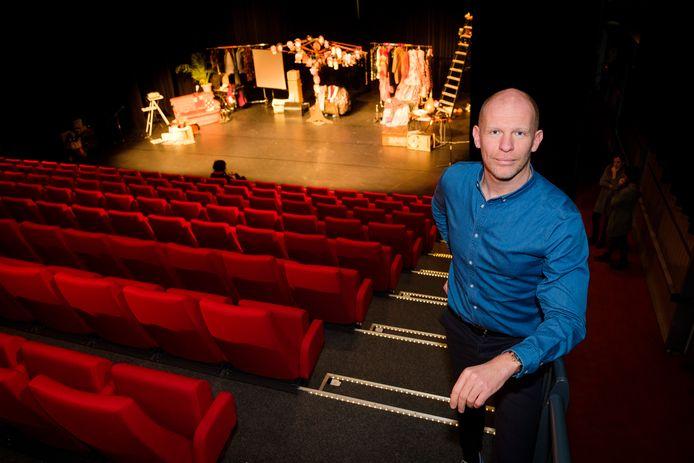 Wim Staessens, directeur van Theater Koningshof.