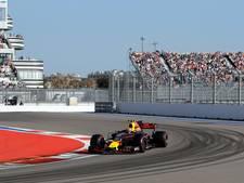 Verstappen: Dit was een saaie race