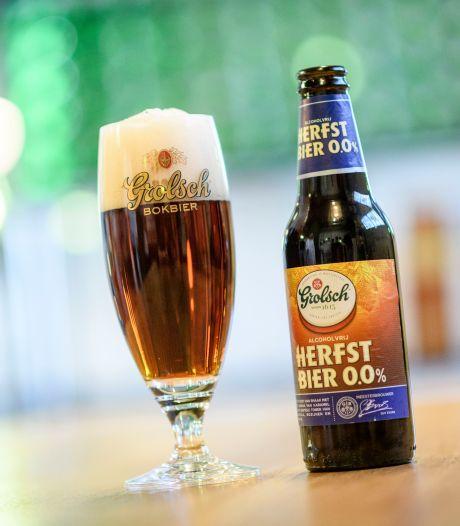 Grolsch brouwt allereerste alcoholvrije bokbier
