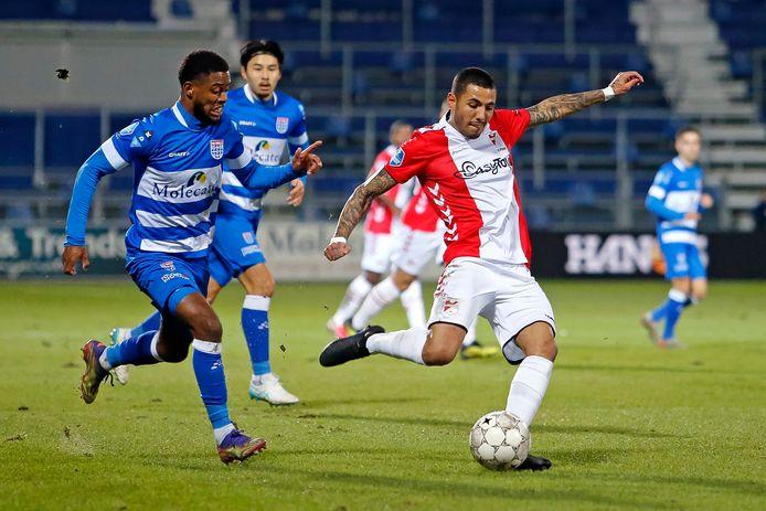 Samenvatting Pec Zwolle Fc Emmen Voetbalsamenvattingen Destentor Nl