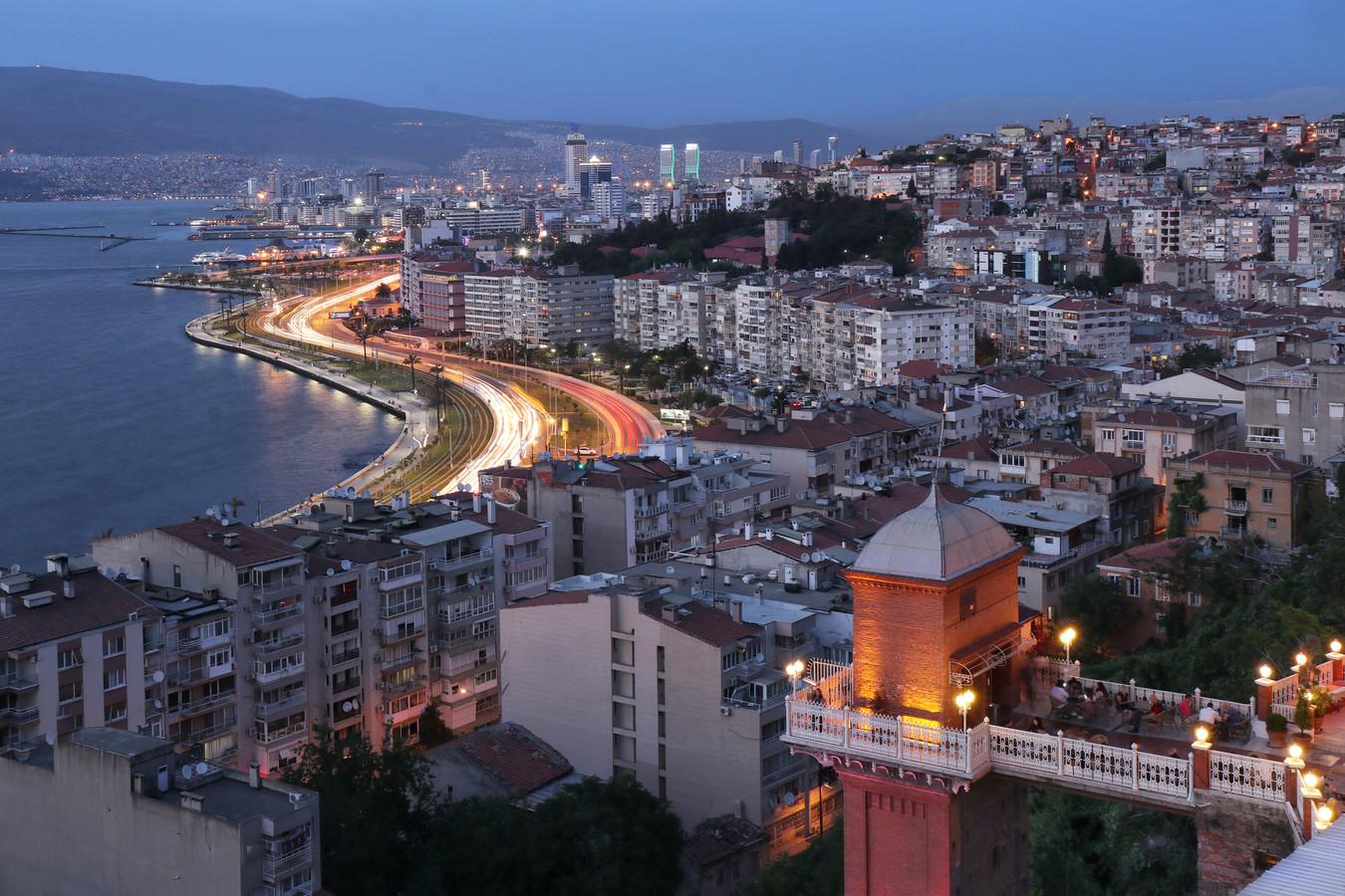 Izmir, en Turquie