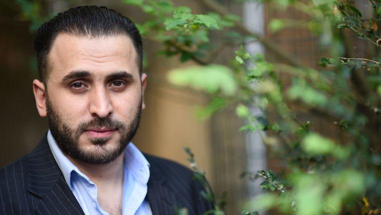 Montasser AlDe'emeh trok naar verschillende Brusselse scholen en hoorde hoe kinderen geloofden in een 'straffende god'.