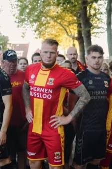 GA Eagles Deventer met nieuw tenue in rijtje illustere clubs als Arsenal en Barcelona