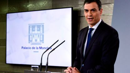 Nieuwe Spaanse premier kiest voor 11 vrouwen en 6 mannen in regering