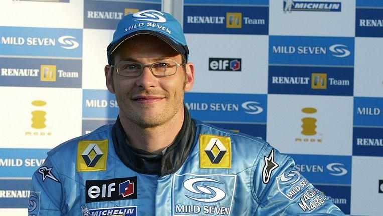 Archieffoto: Villeneuve in 2004