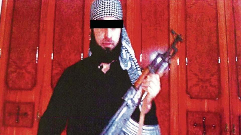 Jihadist Mohammed G.