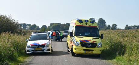 Wielrenner gewond bij verkeersruzie in Giethoorn