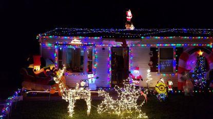 Hele dorp viert nu al kerst voor zieke peuter
