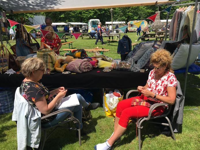 Uit-je Tent festival NOP