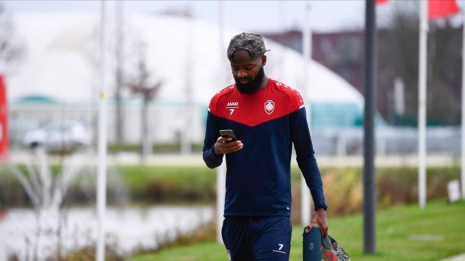 """Antwerp geeft Lamkel Zé allerlaatste kans: """"Maar hij mag niet meer actief zijn op sociale media"""""""