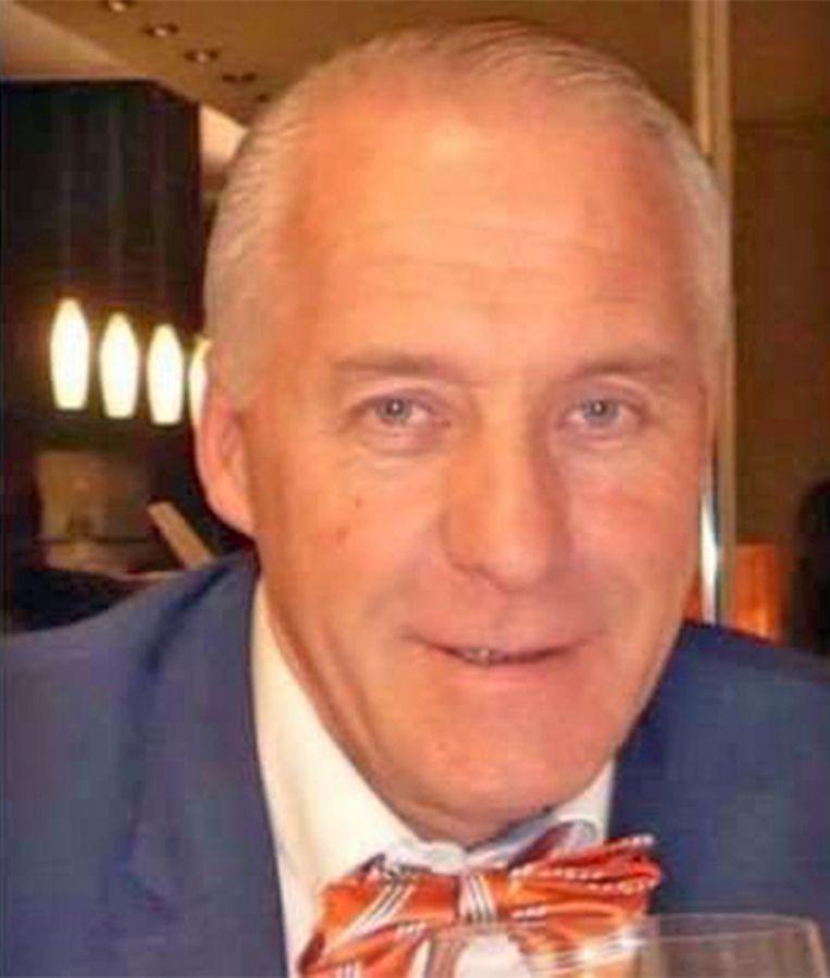 Steven D'Haenens (54) kwam vorige week donderdag om het leven bij een verkeersongeval.