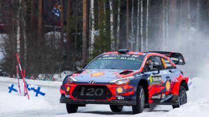 Neuville derde in Rally van Zweden, Tänak triomfeert en is nieuwe WK-leider