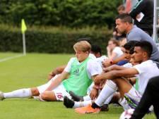 ADO-talent Sem Steijn volgt opnieuw pad van vader Maurice, nu richting Midden-Oosten: 'Ik mag nog niet op mezelf wonen'