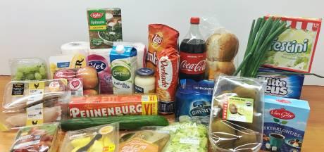 Boodschappen aan huis in Zuidoost-Brabant: van slappe komkommer tot frisse sla
