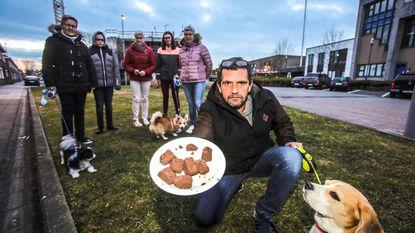 Hondeneigenaar vindt (vergiftigd?) vlees en stapt naar politie
