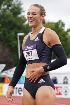 Klaver pakt Nederlandse titel op 200 meter na afmelding Schippers