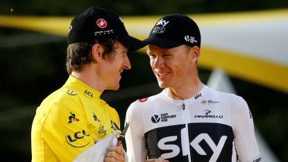 """Team Sky verbaast de wielerwereld: """"Eind volgend seizoen stoppen we met sponsoring"""""""