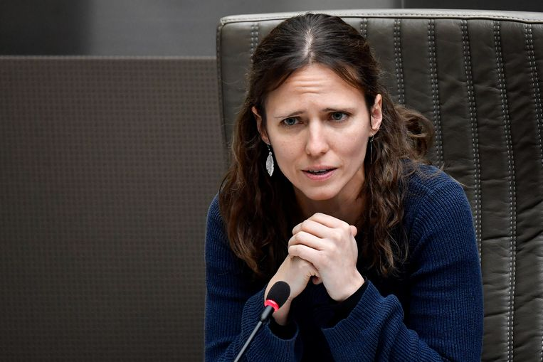 Groen-parlementslid An Moerenhout.