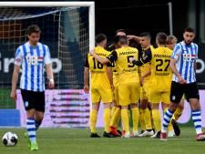 Frustrerende avond voor FC Eindhoven en debuterende doelman