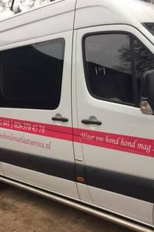 Paul heeft zijn gestolen bedrijfsbus binnen een dag terug
