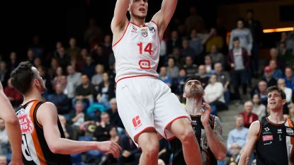 Antwerp Giants - Leuven Bears 88-58