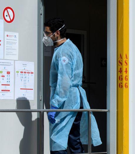 La N-VA s'inquiète du nombre d'hospitalisations à Bruxelles