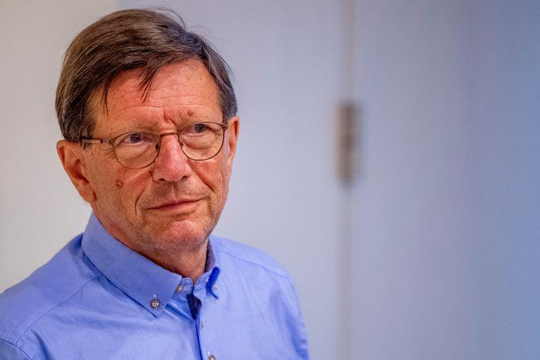 Wim Schellekens. Beeld Hollandse Hoogte / Robin Utrecht