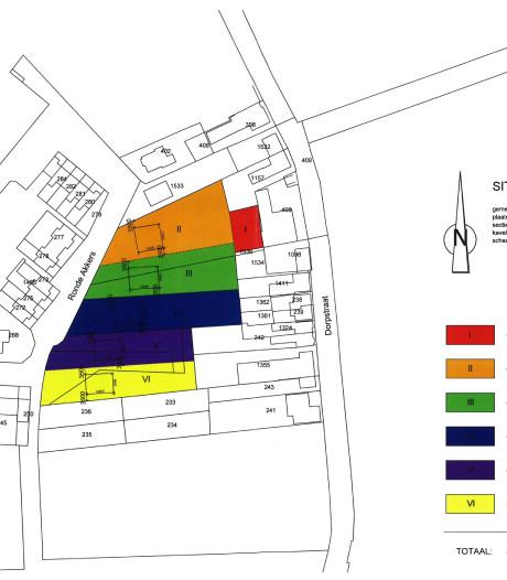 Vijf extra huizen in Ronde Akkers Riel dichterbij. Ook bij de Heisteeg