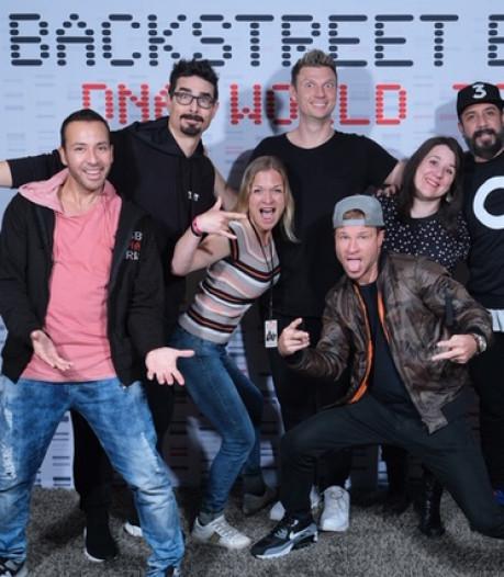Eveline uit Terneuzen is al 24 jaar idolaat van de Backstreet Boys: de magie blijft