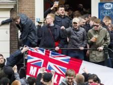 Engelse supporters zorgen voor onrust op de Wallen