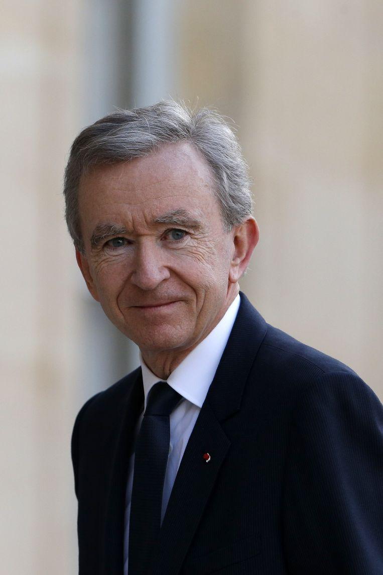 Bernard Arnault. Beeld Reuters