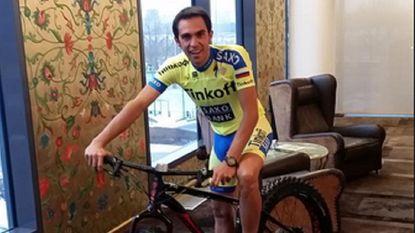 """Alberto Contador: """"Ik zie mij geen 3 jaar meer koersen"""""""