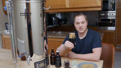 Na brons op  Belgian Beer Awards: IT'er Stijn lanceert stout met of zonder karamel