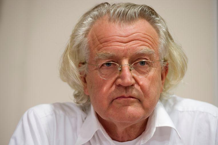Dees Brandjes vormde met Jos Beijnen en Aysel Erbudak de directie van het Slotervaart. Beeld anp