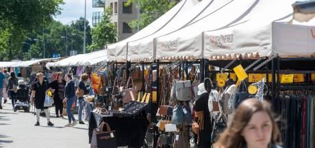De markt keert weer terug naar de binnenstad van Wageningen