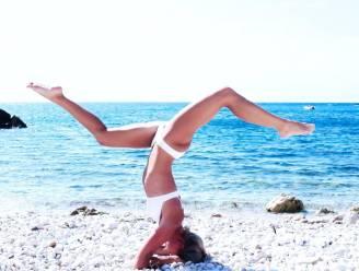 Zweedse pilote doet yoga over heel de wereld en maakt er prachtige foto's van
