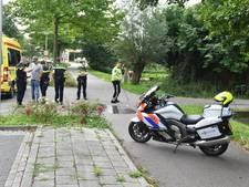 Automobilist aangehouden na botsing met fietser in Hazerswoude-Rijndijk