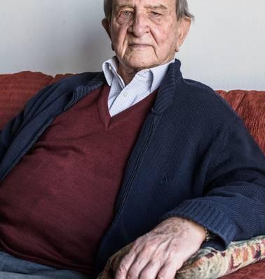 'Laat Franco's graf maar instorten', zegt deze 92-jarige dwangarbeider die ontsnapte aan het kamp