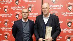 Genk-trainer Philippe Clement wordt bekroond met Trofee Raymond Goethals