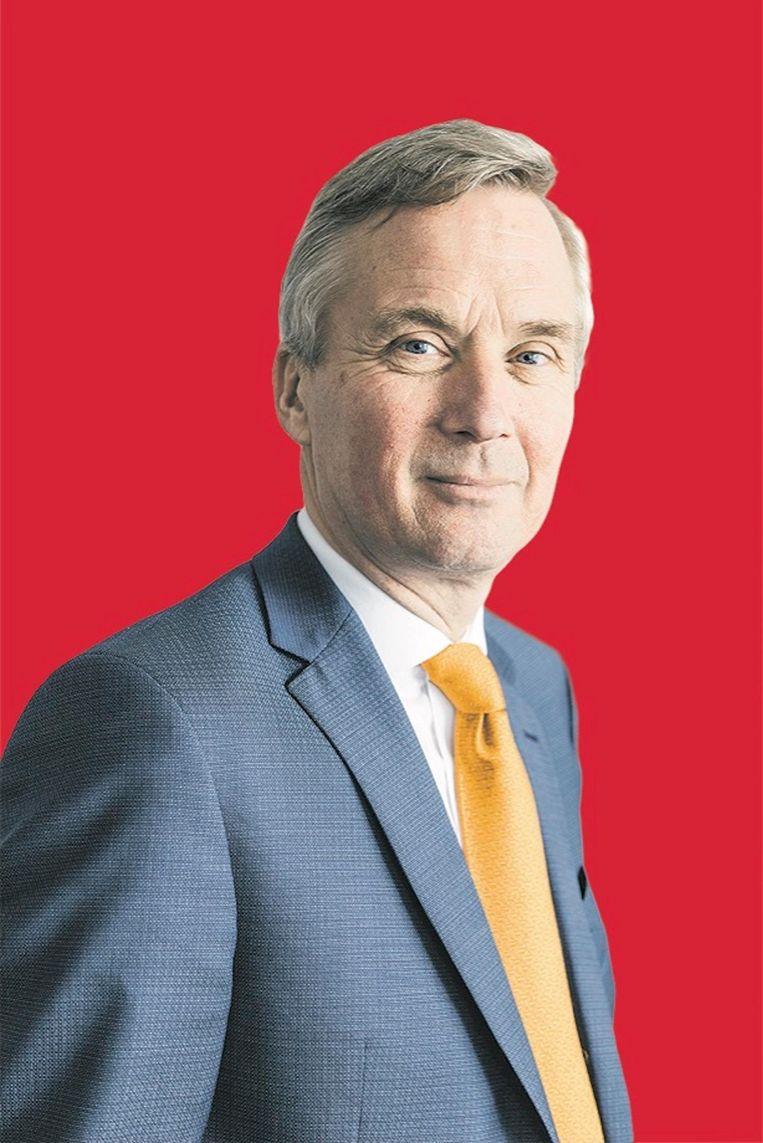 Eric van der Burg Fractievoorzitter VVD in de gemeenteraad. Beeld Tammy van Nerum