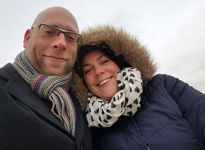 Patty Christiaanse uit Breda en Bram de Jong uit Den Bosch