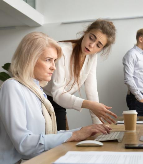 Begeleiding naar nieuw werk mislukt vaak bij oudere werknemer