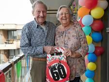 Kok Martin viel zestig jaar geleden voor de charmes van serveerster Riet