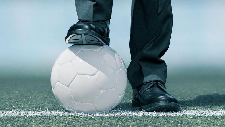 De Marokkaan Ahannach (47) is vier keer niet toegelaten tot de cursus coach betaald voetbal. Beeld thinkstock