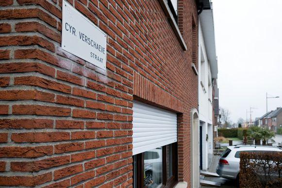 De Cyriel Verschaevestraat verandert van naam.