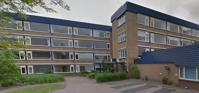 Het voormalige verzorgingstehuis Pijletuinenhof aan de Verdilaan in Naaldwijk.